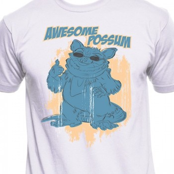 Awesome Possum Funny T-Shirt